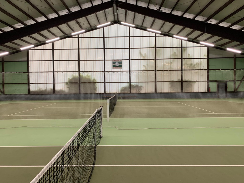 Ansicht Tennis